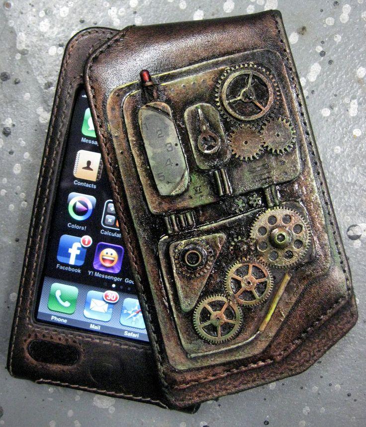 Steampunk case