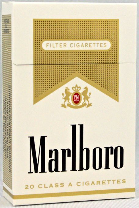 How much does a pack of cigarettes Marlboro cost in Cambridge