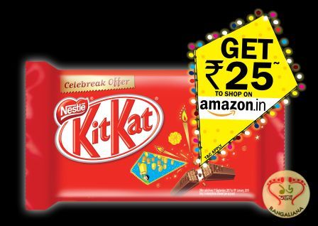 KIT KAT introduced special 'Celebreak packs' inspired by the celebratory cheer.