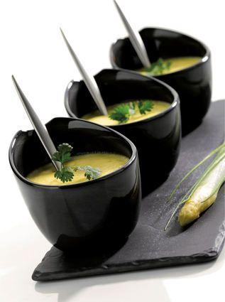 Verrine+de+mousse+d'asperges
