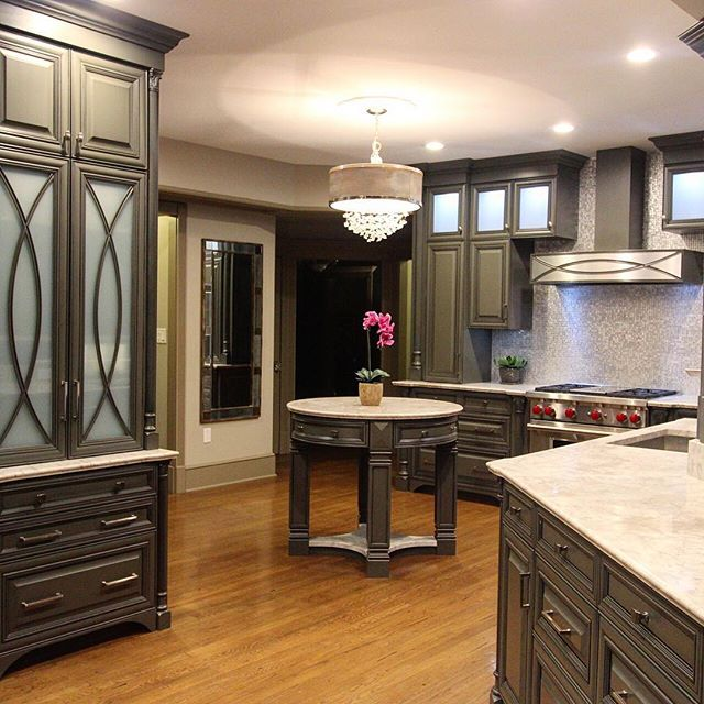 This glamorous kitchen will be featured on clevelands first ever remodeled homes tour this friday and saturday check out our home at stop on the tour