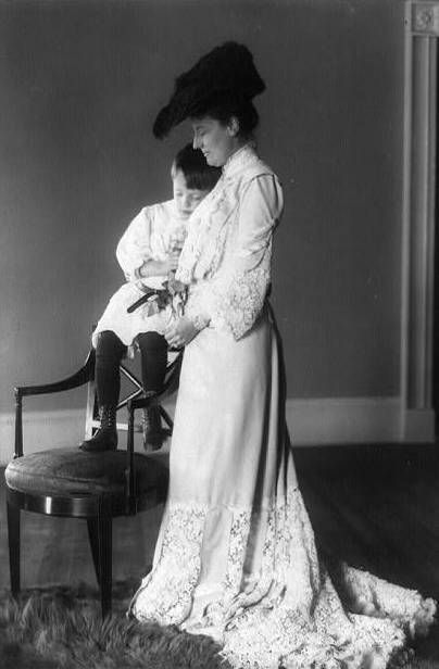 26th First Lady Edith Kermit Carow Roosevelt