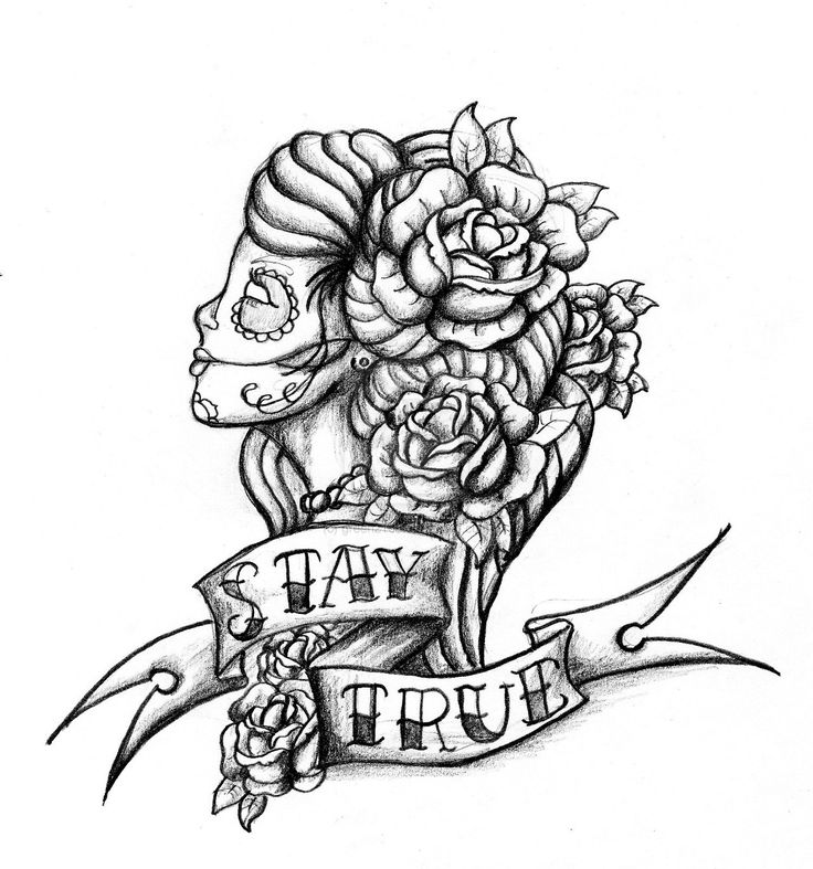 stay true shaded by green2106 designs interfaces tattoo design 2013 ...