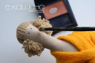 tutorial - cabelo: tildas