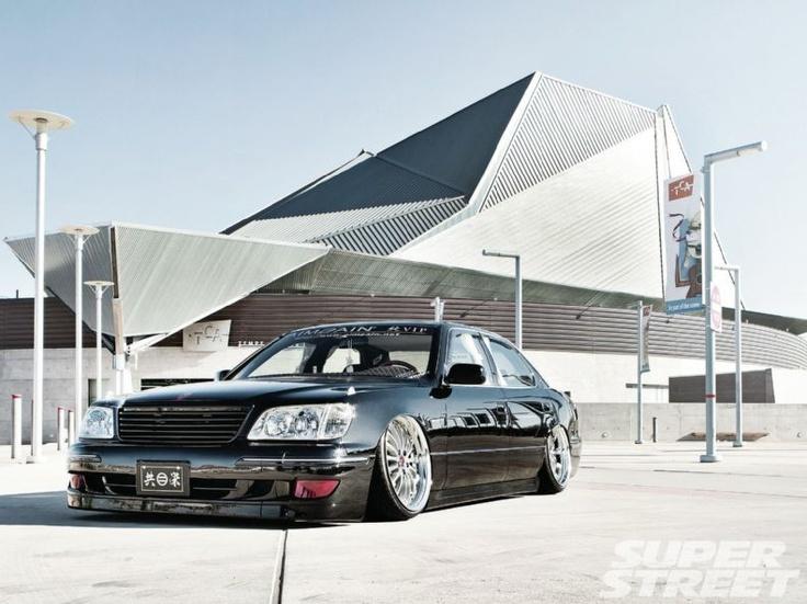 1999 Lexus Ls400 VIP