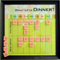Meal planner - Brilliant!