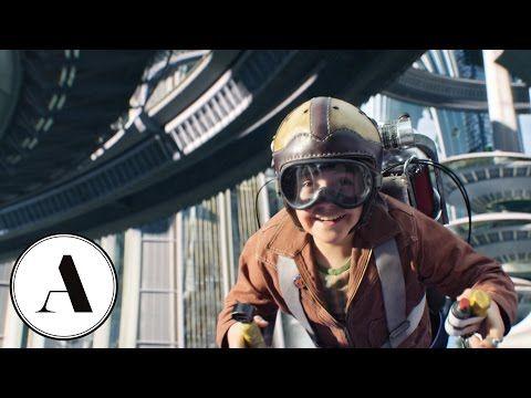 Variety: Variety Artisans: Inspiring the Future - The Design of 'Tomorrowland'