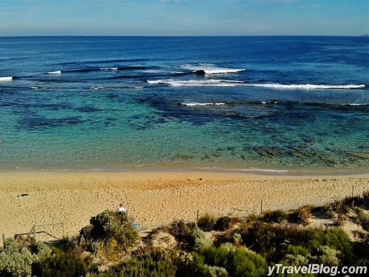 Yallingup Beach, Western Australia - one of our #hooroo #SecretSpots for #Australia.