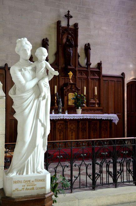 N-D de France-Eglise Saint-Pierre de Montdidier
