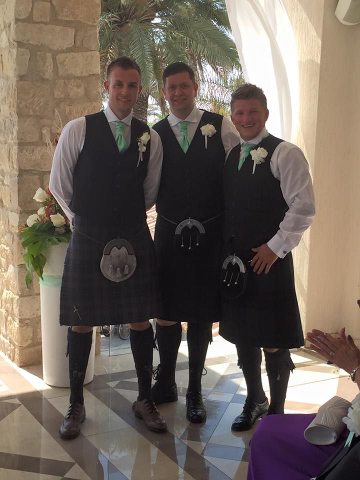 "scottishrugbylads: ""Kilted ruggers """