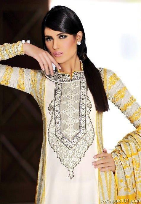 Pakistani Model Nadia Ali