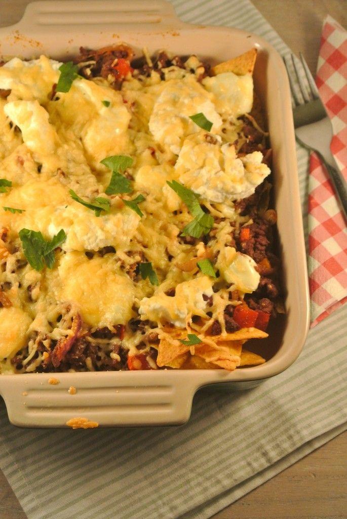 Nachochips uit de oven - Lekker en Simpel