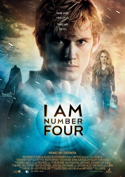 Click to View Extra Large Poster Image for I Am Number Four