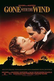 Gone With the Wind: This infamous movie premiered on December 5, 1939. At the time the film's budget was $ 3.7 million and grossed $ 192 million. The film became available in DVD format in 2000.