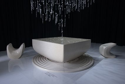 For ‪#‎Fuorisalone‬ 2015 we will realize - on a project of Studio ITO Design (Setsu & Shinobu Ito) - a fountain (Izumi) ... but not only! ‪#‎GrassiPietre‬