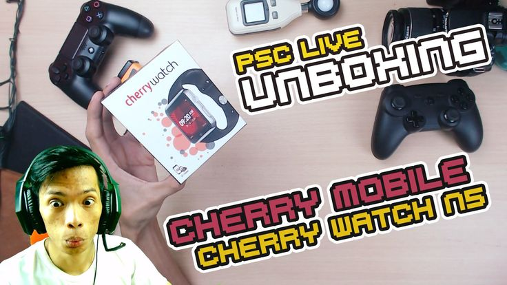 PSC LIVE UNBOXING : EP.9 Cherry Mobile - Cherry Watch N5 / Impression / Review | cherry mobile mini laptop price - WATCH VIDEO HERE -> http://pricephilippines.info/psc-live-unboxing-ep-9-cherry-mobile-cherry-watch-n5-impression-review-cherry-mobile-mini-laptop-price/      Click Here for a Complete List of Cherry Mobile Price in the Philippines  *** cherry mobile mini laptop price ***  Let's Unbox the Cherry Watch! Woot! DOWNLOAD BLUETOOTH APP HERE : • My Gear :  Tool