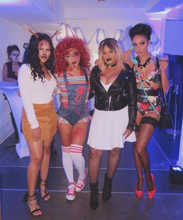 costume deer costume chucky bride of chucky beyonce worn by arnell