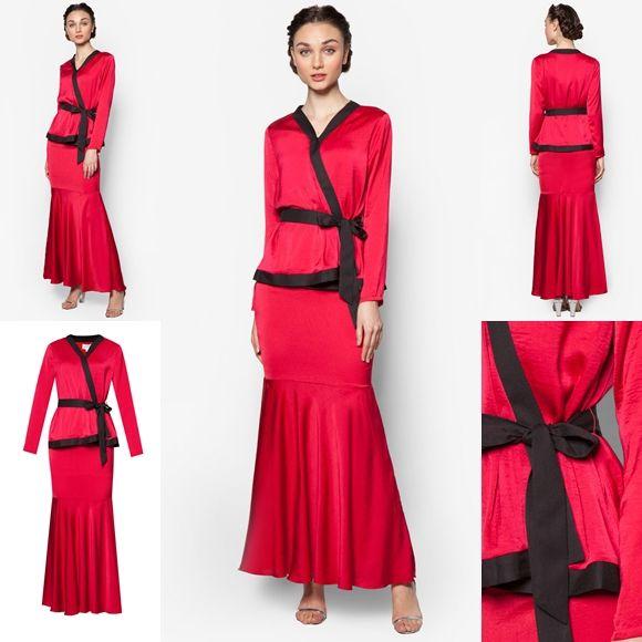 Baju Raya 2016 Baju Kurung Kimono Moden Fesyen Trend Terkini