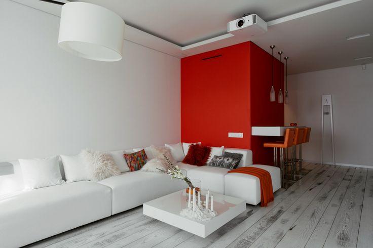Минималистская двухкомнатная квартира наМожайском шоссе. Изображение №3.