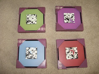 Awesome score shopping today! 4 pc wall grouping regular price $55.96 for all, got them for $4.45 total.445 Totally