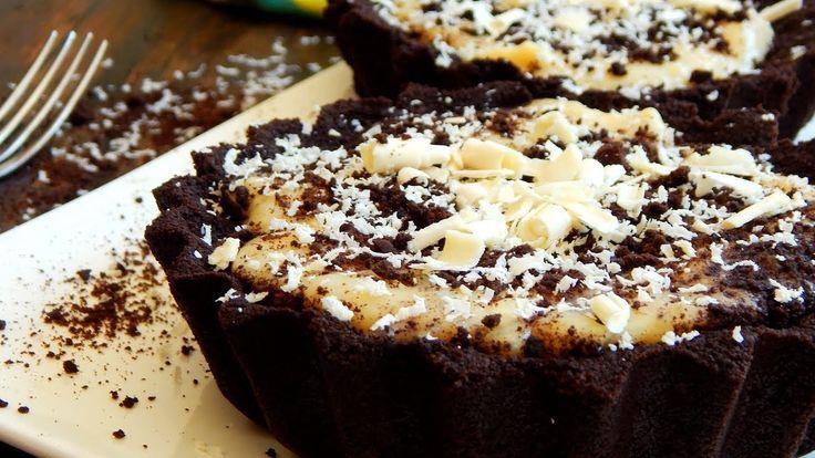 Tarta de Chocolate y Limón - CUKit!