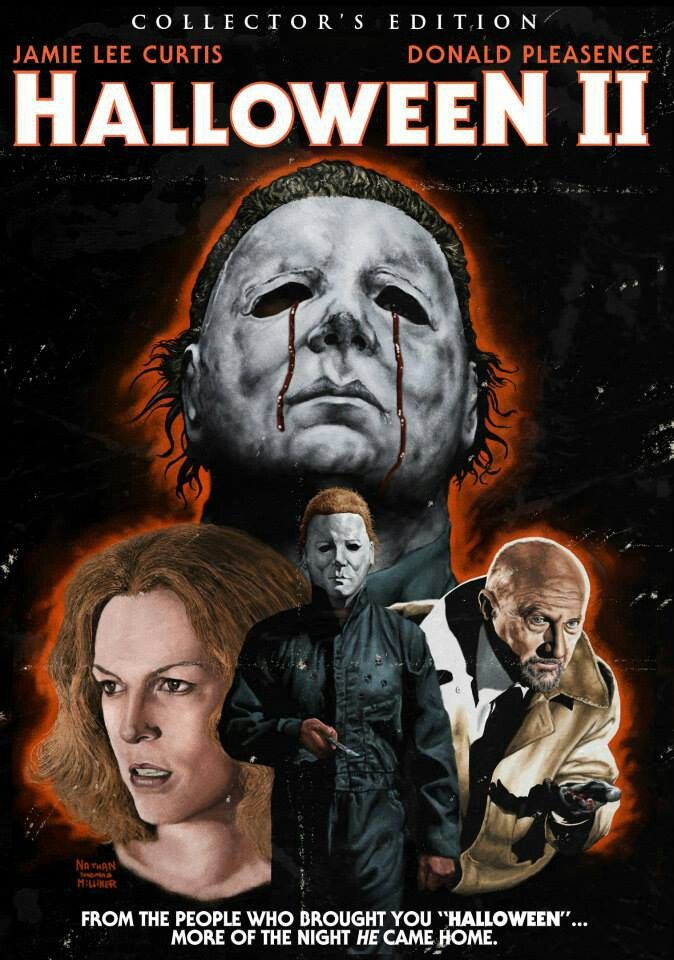 halloween ii collectors edition dvd blu ray cover - Halloween 2 Music