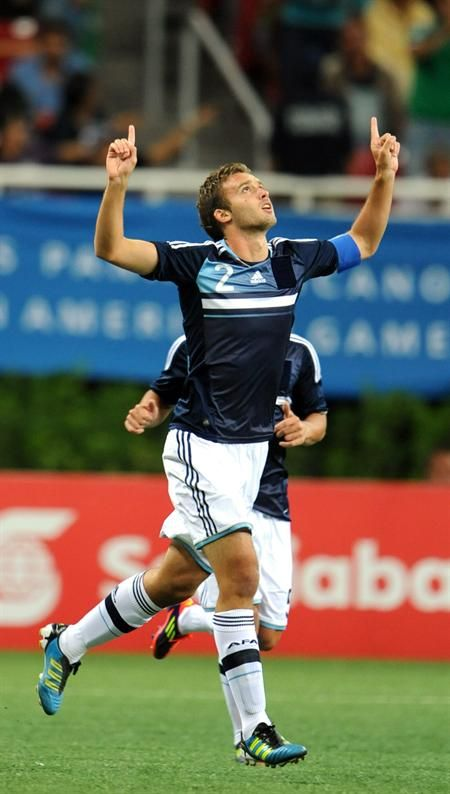 German Pezzella. Pichon de Crack #Argentina #Soccer #RiverPlate