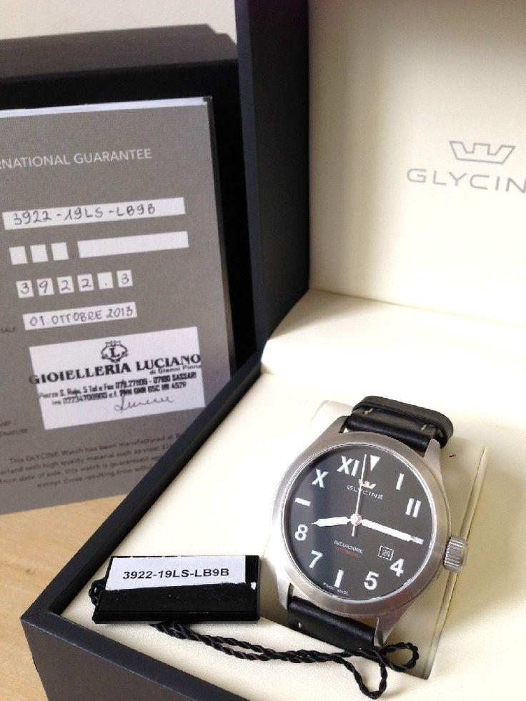 Coin des Affaires - Glycine Incursore California Automatic -