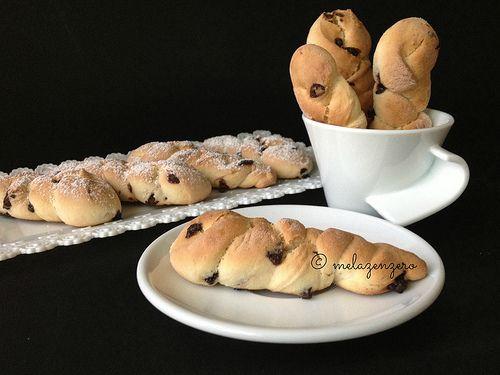 Biscotti morbidi con scarti di lievito madre