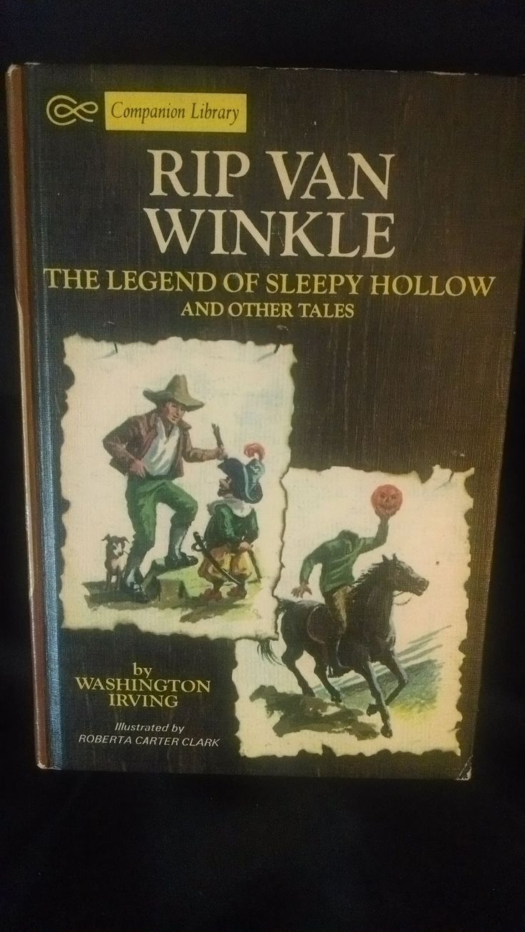 17 best images about rip van winkle literatura rip van winkle the legend of sleepy hollow and other tales toby tyler or ten weeks a circus companion library book by james otis washington irving