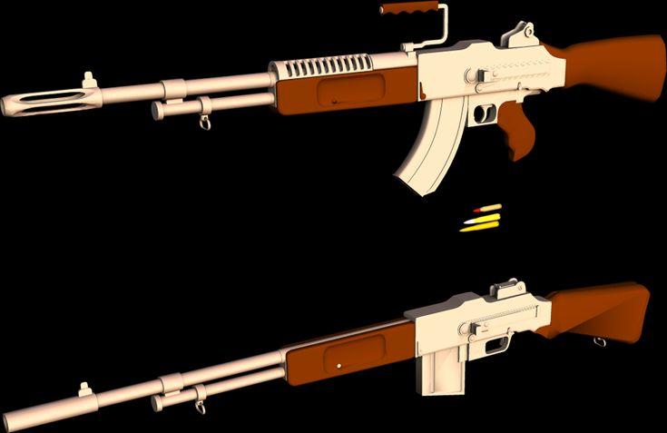 17 Best Images About Science Fiction Guns On Pinterest