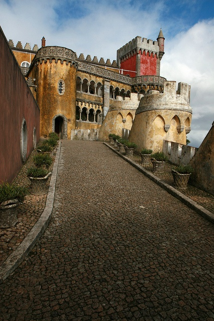 Sintra - the world heritage town in Portugal