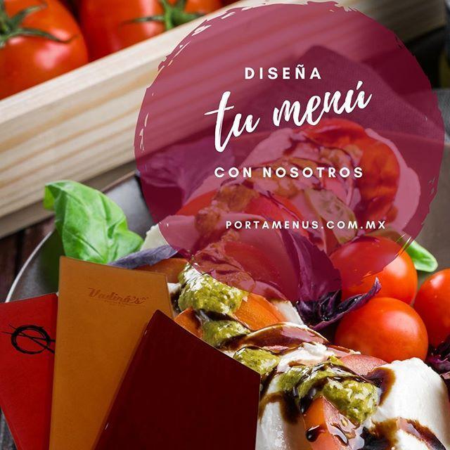 Con la primavera tan cerca un cambio de imagen siempre es bienvenido. Renueva tu #restaurant con productos que reflejen su personalidad. #gastronomía #diseño #menús