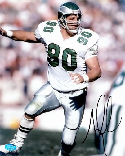 Philadelphia Eagles DT Mike Golic