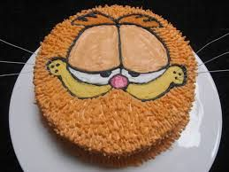 garfield cakes - Google Search