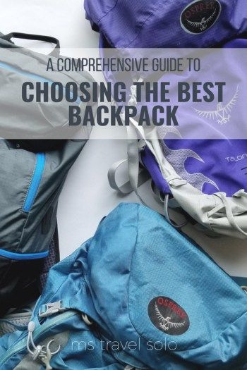Using a backpack has changed the way I travel. I tend to travel a lot less  and be more conscious of what I bring with me. But I wasn t always a light  ... c9c9f61f45fc5