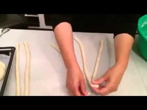 Мастер-класс - разные варианты булочек от профессионала-кондитера. СУПЕР!!! - YouTube