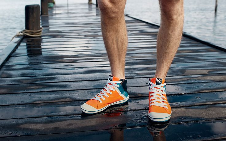 Helly Hansen Footwear Spring/Summer 2016  – Lifestyle footwear collection