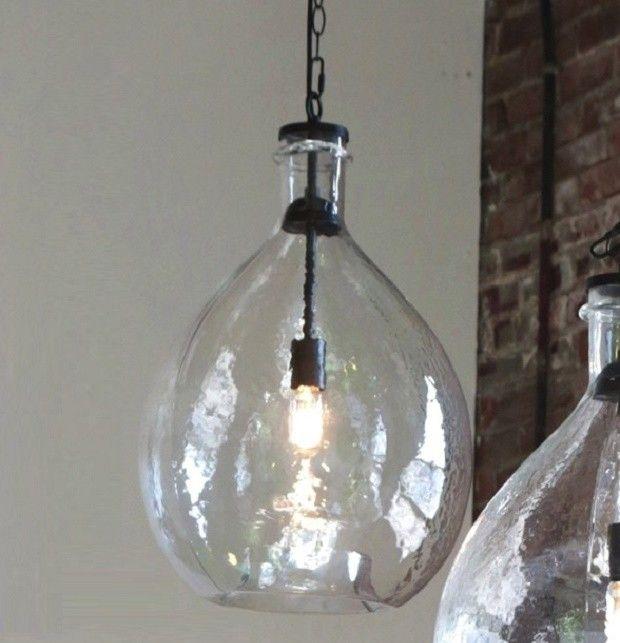 rustic lighting pendants. Oversized Glass Pendant Light Rustic Lighting Pendants