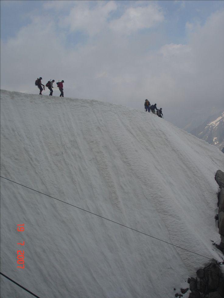 Chamonix(Mont Blacn)-France