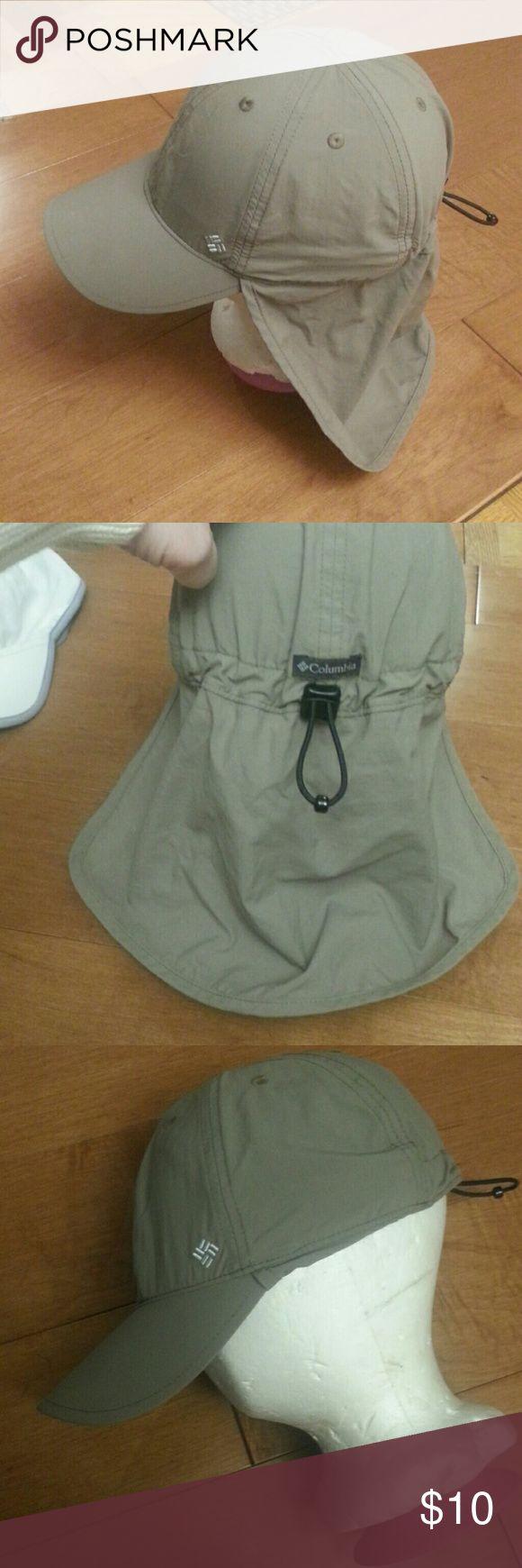 Columbia Fishing/Hiking Hat Great shape. Columbia Accessories Hats