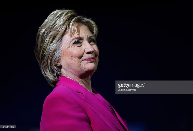 Democratic presidential candidate former Secretary of State Hillary Clinton looks on as U.S. president Barack Obama speaks during a campaign rally with on July 5, 2016 in Charlotte, North Carolina. Hillary Clinton is campaigning with president Obama in North Carolina.