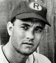 'it's suppose to be hard. if it wasn't hard, everyone would do it. the hard... is what makes it great.' - jimmy dugan, a league of their own: Jimmy Dugan, Favorite Actor, Famous Basebal Quotes, Tom Hanks, League, Favorite Movie, People, Cry, Entertainment