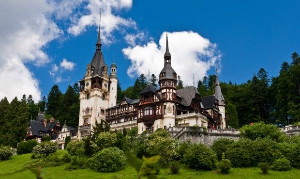 Explore classic Romania on a 14 day tour! #holiday #Bucharest #Bran #Peles #mocanita #Sibiu #Romania #tour #package #travel http://buff.ly/1oPD5aD