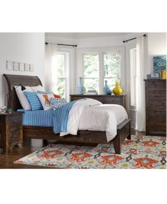 Ember 3-Piece Queen Bedroom Furniture Set with Chest