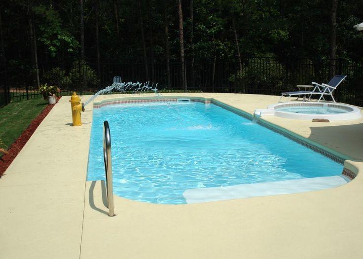 12 Best Fiberglass Swimming Pools Images On Pinterest Fiberglass Pools Fiberglass Swimming