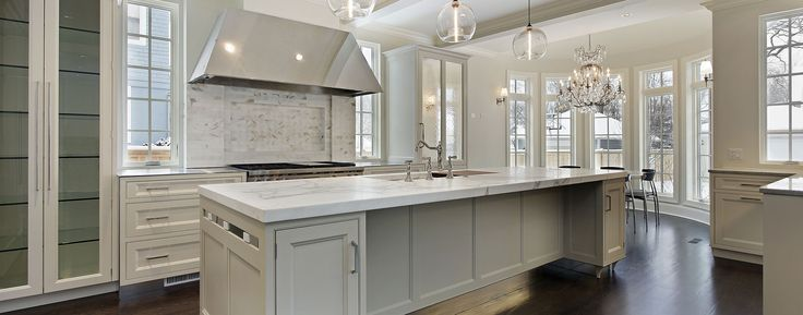 Prasada Kitchens And Fine Cabinetry: 1000+ Ideas About Grey Kitchen Island On Pinterest