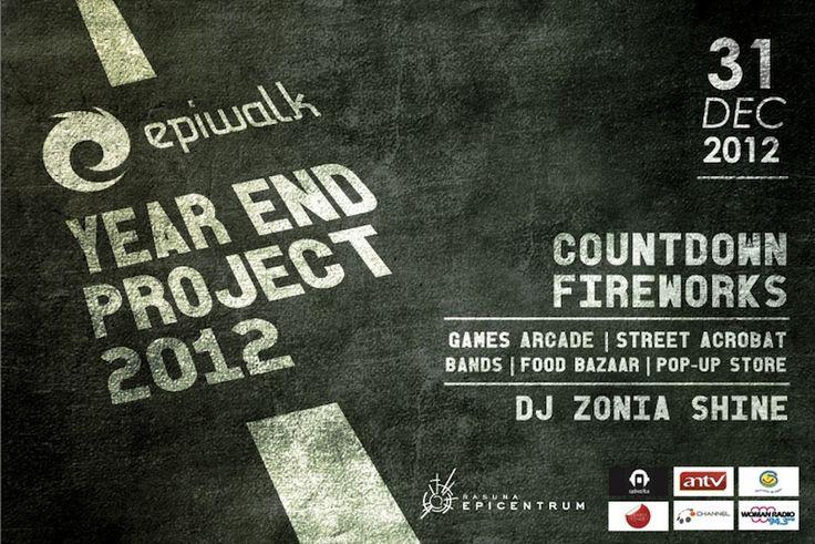 Epiwalk Year End Project 2012