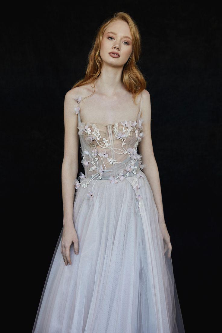 Michaela Wedding Gown #MichaelaWeddingGown #OtiliaBrailoiuAtelier #weddingdress
