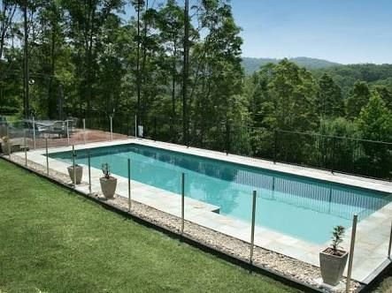 pools on sloping blocks sydney - Google Search
